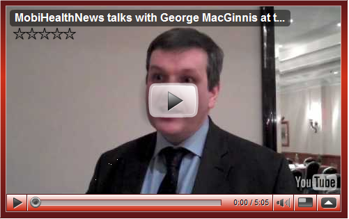 Brian Dolan interviews George McGinnis with the Assistive Technology Programme at the NHS Connecting for Health on the UK