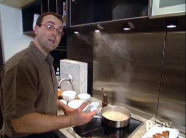 Demonstration of Induction Cooktop
