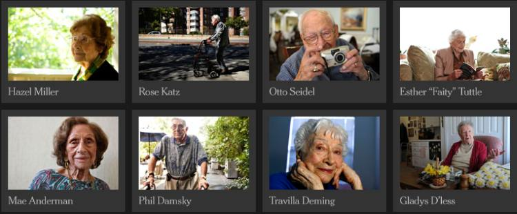 NYT: Secrets of the Centenarians