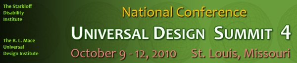 Universal Design Summit 4