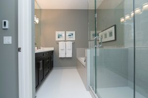 What can we do to make a small bathroom more useful?