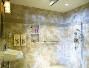 picture: universal desgin bathroom, accessible