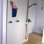 CRDA Universal Design Home 2nd Floor Bath with 3-way bathing space.