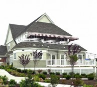 CRDA Universal Design Demonstration Home - Front Exterior
