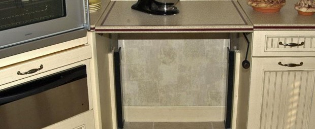 CRDA Kitchen - Adjustable Counter Tops