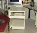 CRDA Universal Design Kitchen - Removeable Base Cabinet