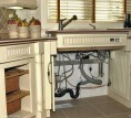 CRDA Kitchen - Adjustable Sink - With Knee Space
