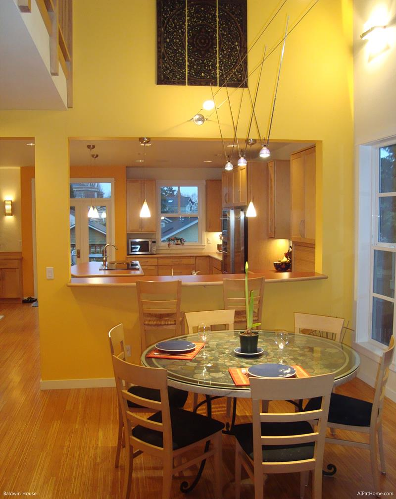 Baldwin House Dining Area
