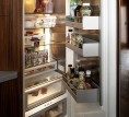Green Mountain Ranch Kitchen Column Style Refrigerator