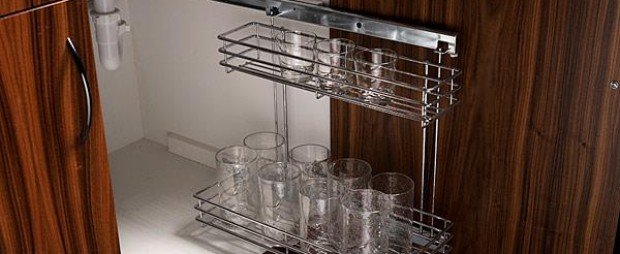 Green Mountain Kitchen Pull-out Racks