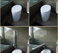 Green Mountain Ranch Accessible Master Bathroom Kohler Tankless Toilet Fold Down Grab Bar