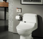 Toto Washlet S300 Close Up