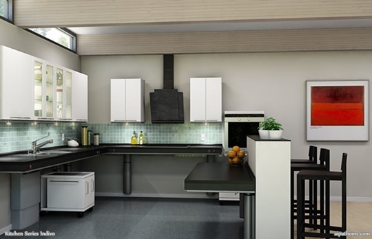 indivo adjustable height kitchen lifts