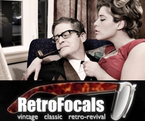 RetroFocals: We've Got Your Style!