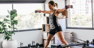 A Gym Might Be Your Next Home Modification